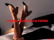 Chanel Slingback Trend