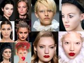 "Top ""Beauty Look"" Couture Otoño 2016"
