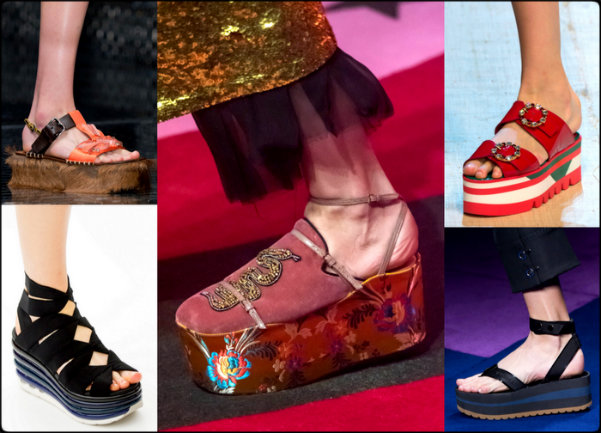 flatforms, sporty chic, athleisure, tendencias primavera-verano 2017, tendencias, tendencias milan fashion week, milan fashion week, trends spring 2017, trends milan fashion week, trends