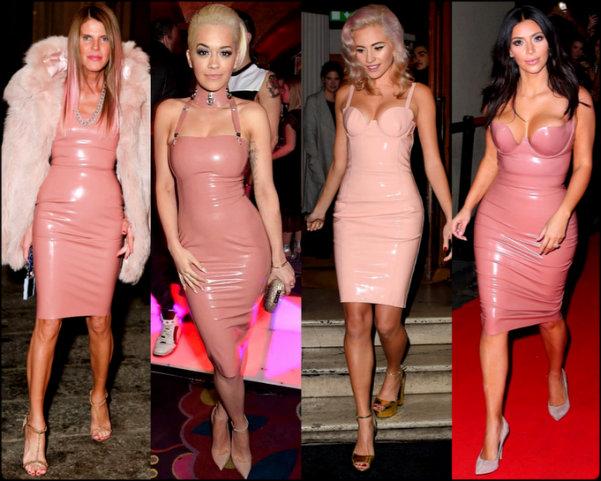 celebrities, streetstyle, diseñadores, fashion weeks, charol, vinyl, isabel marant, isabel marant fall 2016, isabel marant otoño 2016, tendencias, trends, charol trend