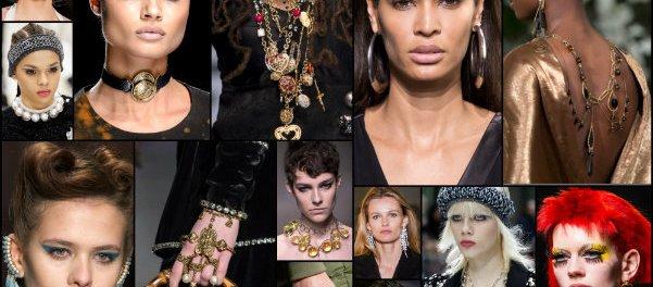 joyas, tendencias, jewels, trends, fall 2017, joyas de tendencia, jewels trend