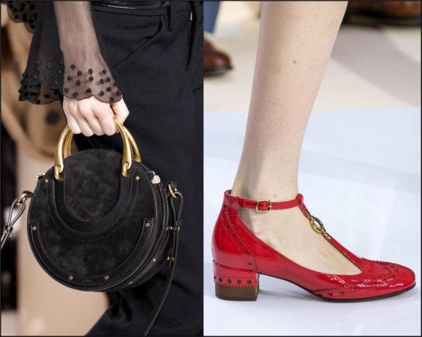 chloe shoes, chloe zapatos, shoe trends, tendencia zapatos