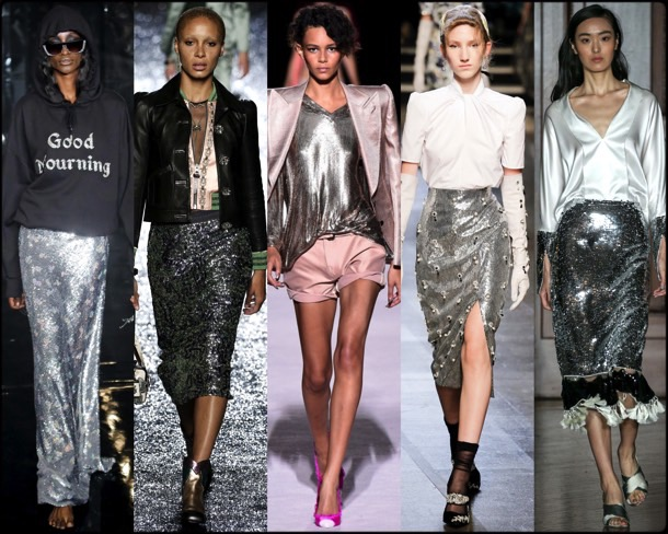 sequin skirt, falda lentejuelas, sequin trend, tendencia, tendencia lentejuelas, lentejuelas