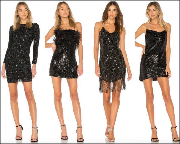 sequin dress, vestido lentejuelas, vestidos fiesta, lbd, party dresses, sequin trend