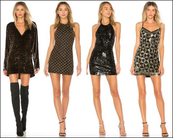 sequin dress, vestido lentejuelas, vestidos fiesta, party dresses, sequin trend