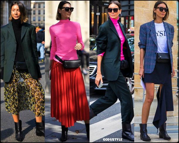 fanny pack, belt bag, riñonera, spring 2018, it bag, trend, julie peliplas, looks, style, runway, streetstyle, shopping, tendencia, bolsos
