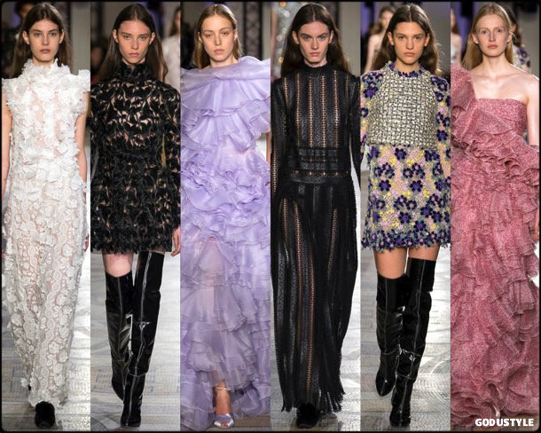 giambattista valli, couture, spring 2018, alta costura, verano 2018, looks, style, details, runways, fashion weeks