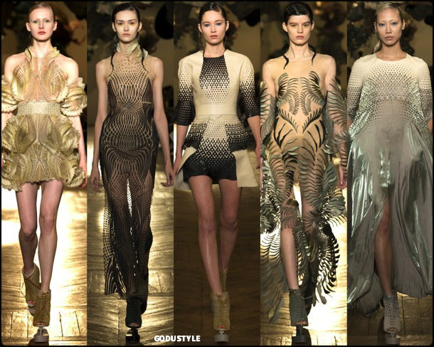 iris van herpen, couture, spring 2018, alta costura, verano 2018, looks, style, details, runways, fashion weeks