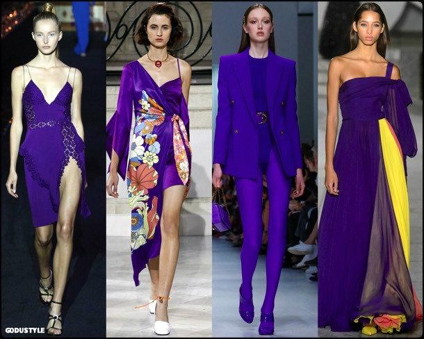 fashion, ultra violet, color, trend, 2018, pantone, looks, runway, accessories, tendencias, color