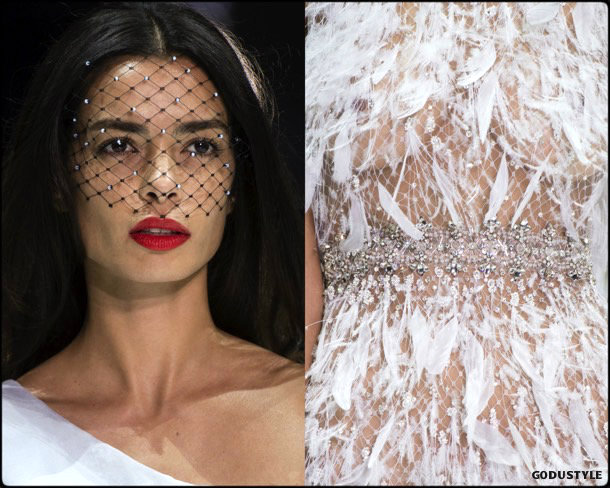 ralph russo, couture, spring 2018, alta costura, verano 2018, looks, style, details, runways, fashion weeks