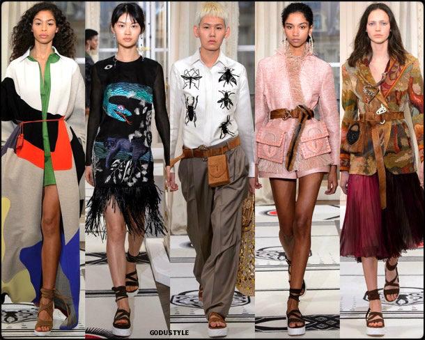 schiaparelli, couture, spring 2018, alta costura, verano 2018, looks, style, details, runways, fashion weeks