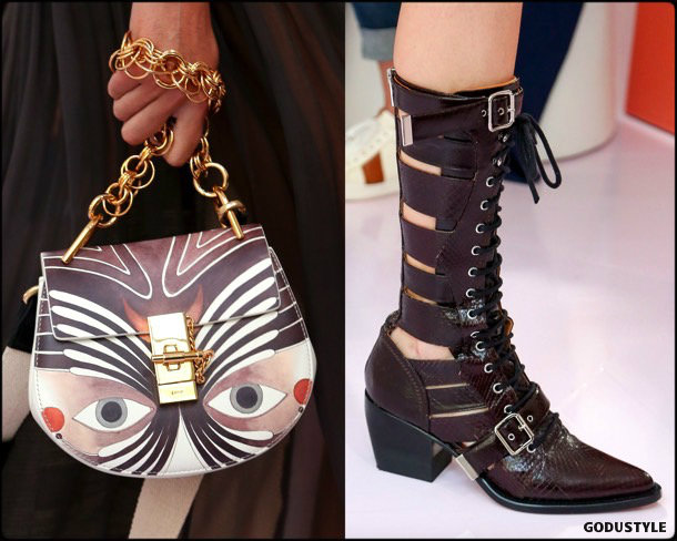 chloe, shoes, trends, zapatos, tendencia, spring 2018, verano 2018