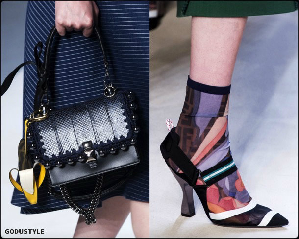 fendi, shoes, trends, zapatos, tendencia, spring 2018, verano 2018
