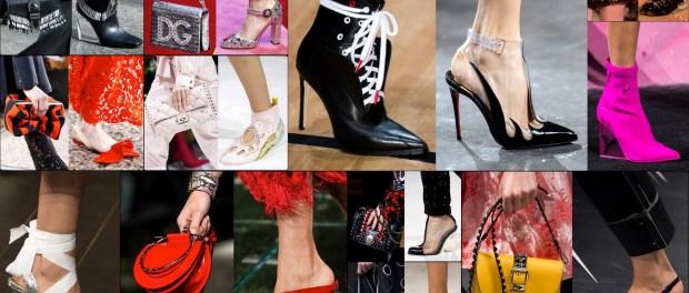shoes, trends, zapatos, tendencia, spring 2018, verano 2018