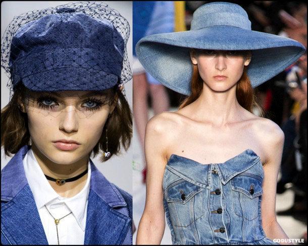 denim, jeans, accessories, style, details, spring 2018, runway, trend, tendencia, verano 2018, pasarela