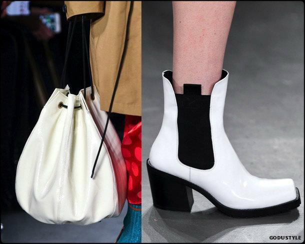 shoes, bag, fall 2018, zapatos, bolsos, invierno 2019, trends, tendencias, nyfw, cowboy boots, botas cowboy
