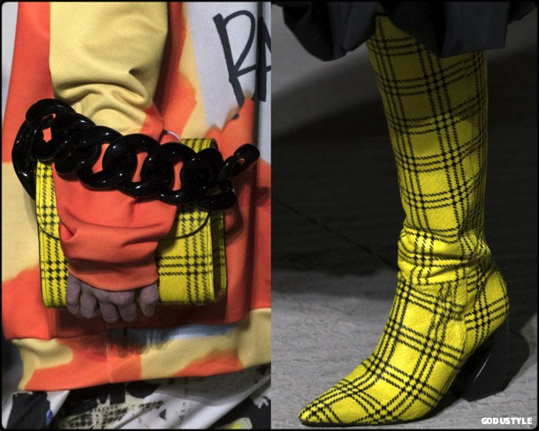 shoes, bag, fall 2018, zapatos, bolsos, invierno 2019, trends, tendencias, nyfw, check print, estampado cuadros