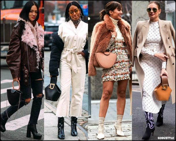 street style, trends, nyfw, fall 2018, danse lente, looks, otoño 2018, bolsos, tendencias, invierno 2019, fashion