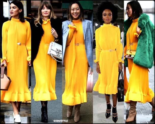 street style, trends, nyfw, fall 2018, tibi, looks, otoño 2018, tendencias, invierno 2019, fashion