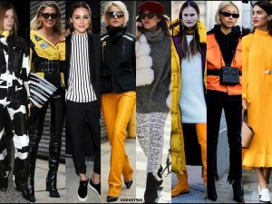 street style, trends, nyfw, fall 2018, looks, otoño 2018, tendencias, invierno 2019, fashion