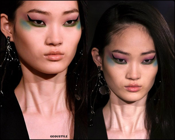 beauty, looks, altuzarra, fall 2018, trends, pfw, belleza, invierno 2019, tendencias, looks, style