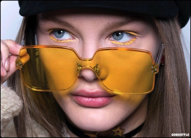 beauty, looks, dior, fall 2018, trends, pfw, belleza, invierno 2019, tendencias, looks, style