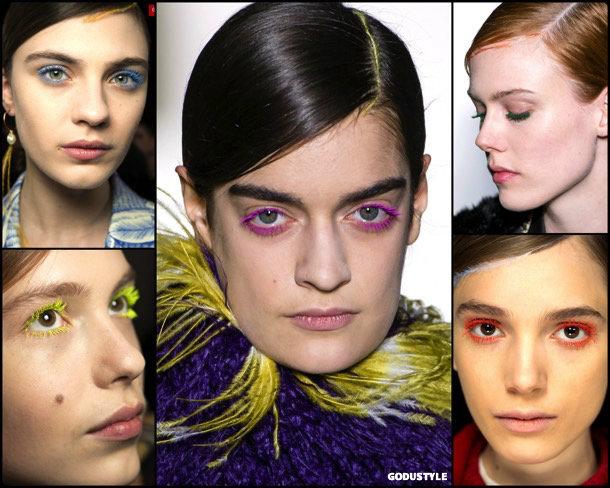 beauty, looks, dries van noten, fall 2018, trends, pfw, belleza, invierno 2019, tendencias, looks, style