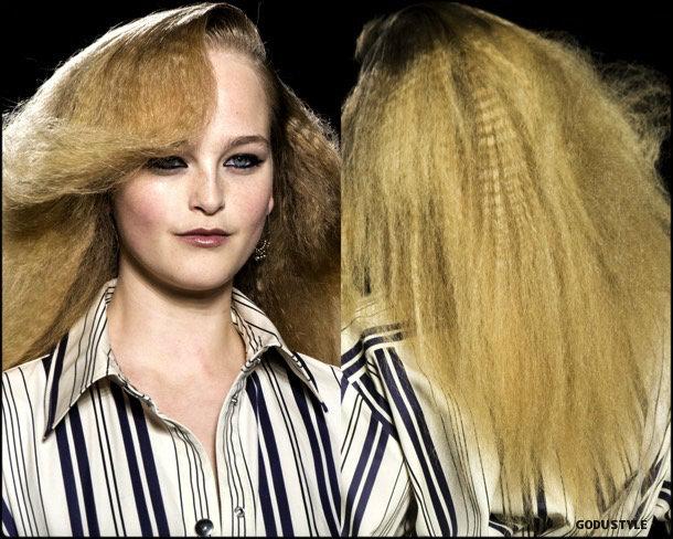 beauty, looks, sonia rykiel, fall 2018, trends, pfw, belleza, invierno 2019, tendencias, looks, style