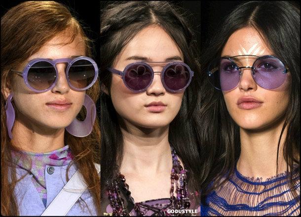 sunglasses, round frames, summer 2018, trends, gafas sol, verano 2018, tendencias, looks, style, shopping