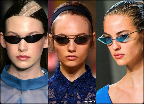 sunglasses, tiny, summer 2018, trends, gafas sol, verano 2018, tendencias, looks, style, shopping