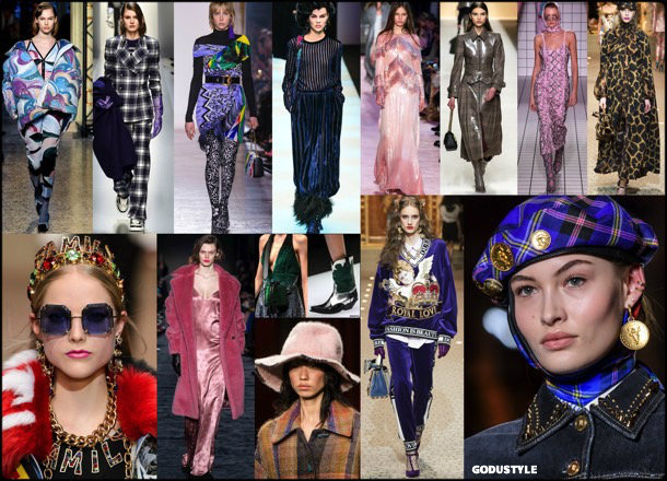 trends, looks, fall 2018, invierno 2019, tendencia, mfw, runways, style, details