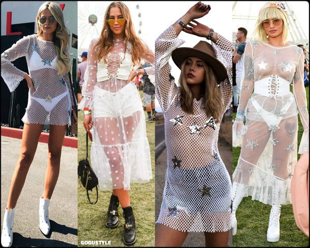 boho chic, looks, coachella, coachella 2018, trends, looks, style, tendencias, louise cooney, streetstyle