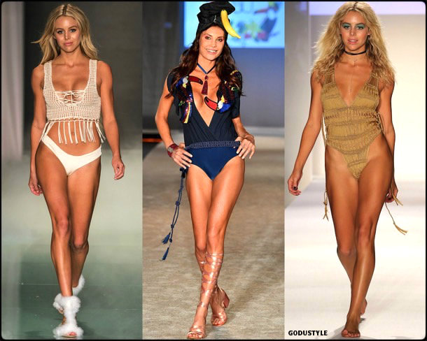 borla, swim, spring 2018, trends, miami swim week, bikinis, tendencias, details, verano 2018, looks, style