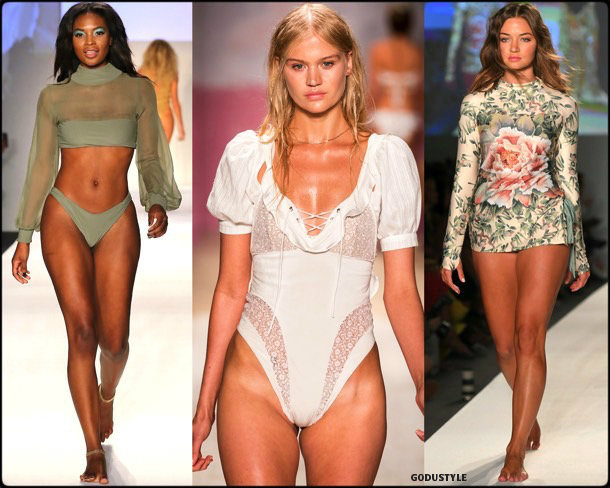 long sleeve, swim, spring 2018, trends, miami swim week, bikinis, tendencias, details, verano 2018, looks, style