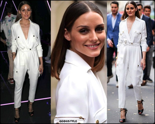 olivia palermo, looks, street style, ralph russo, couture, fall 2019, style, details, shopping, outfits, fashion weeks