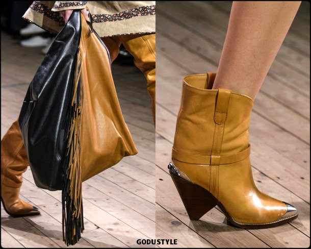 isabel marant, cowboy, boots, botas, vaqueras, looks, street style, fall 2018, trend, details, style, shopping, tendencias