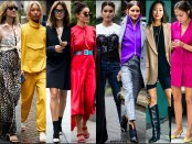 must haves, trends, fall 2018, street style, nyfw, spring 2019, looks, style, details, otoño 2019, ropa, moda, fashion