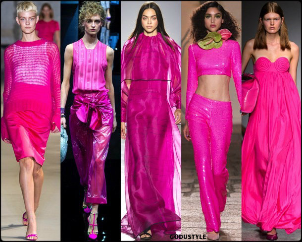 neon colors, colores neon, spring 2019, trends, verano 2019, tendencias, mfw, looks, style, details, moda, fashion