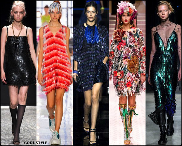 fringe, flecos, spring 2019, trends, verano 2019, tendencias, mfw, looks, style, details, moda, fashion