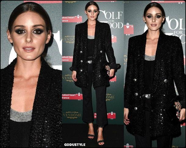 olivia palermo, tuxedo dress, vestido tuxedo, trend, tendencia, vestido fiesta, party dress, shopping, look, style