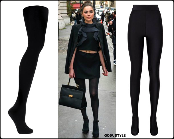 tights, socks, medias, calcetines, fall 2018, invierno 2019, looks, tendencias, trends, style, shopping