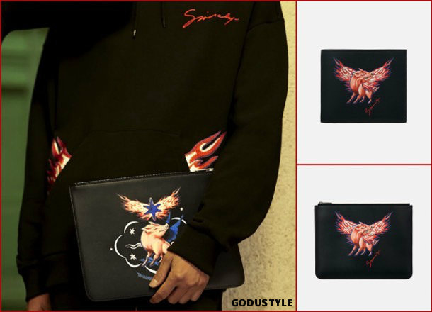 givenchy, fashion, chinese new year, pig year, capsule collection, shopping, 2019, collection, look, style