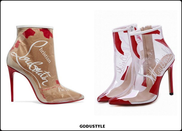 louboutin, pvc, shoes, party, zapatos, fiesta, must-haves, shopping, luxury, low-cost, style