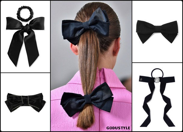 bow, lazo, hair accesories, accesorios pelo, summer 2019, verano 2019, tendencias, trends, look, style, shopping