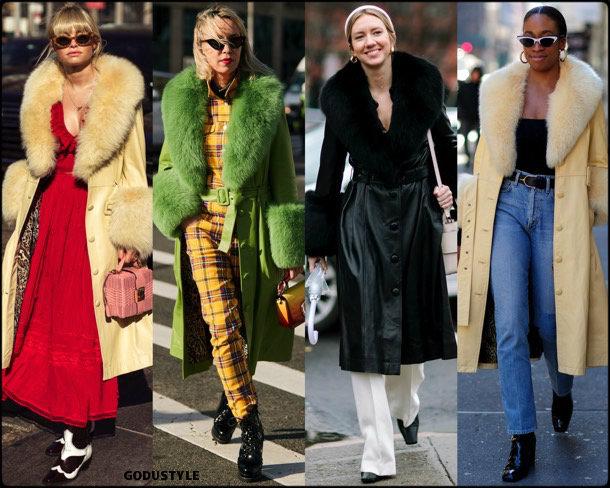 nanushka, coat, fashion, influencers, street style, nyfw, fall 2019, trends, look, details, tendencias, moda