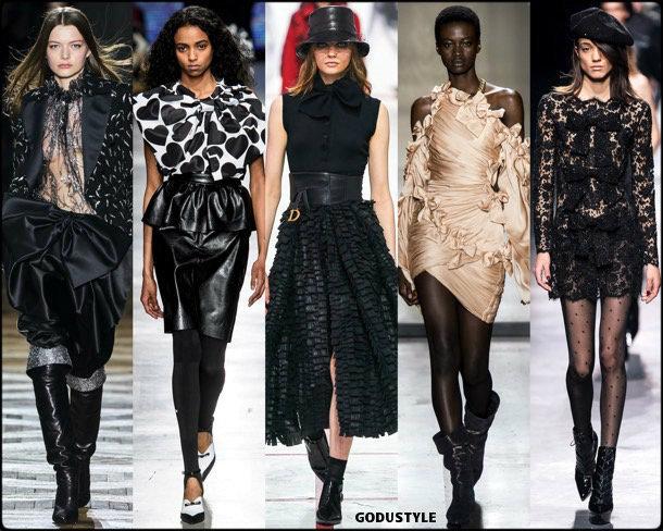 bow, lazo, fall 2019, fashion, trends, tendencias, moda, otoño 2019, invierno 2020, look, style, details, fashion weeks