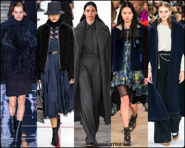 fleece, borrego, fall 2019, fashion, trends, tendencias, moda, otoño 2019, invierno 2020, look, style, details, fashion weeks