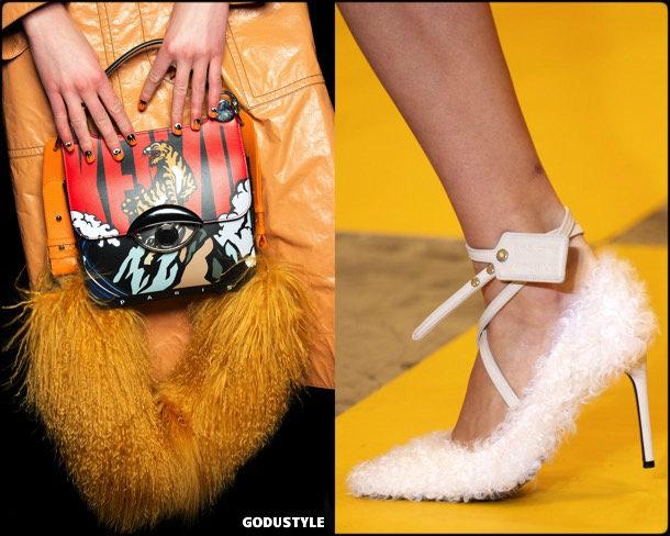 fleece, borrego, fall 2019, fashion, trends, tendencias, moda, otoño 2019, invierno 2020, look, style, details, fashion weeks