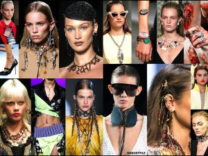 jewelry, spring 2019, trends, joyas, tendencias, verano 2019, look, style, details, fashion, moda, design, diseño