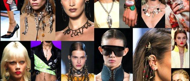 jewelry, spring 2019, trends, joyas, tendencias, verano 2019, look, style, details, fashion, moda, design, diseño